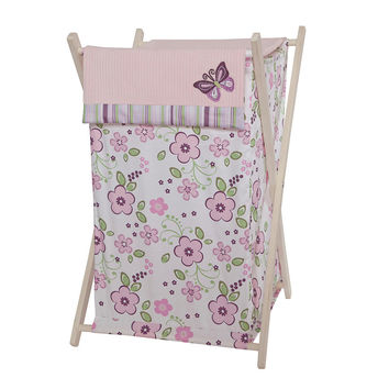 Lambs & Ivy Butterfly Bloom Hamper