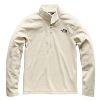 Men's Texture Cap Rock Pullover in Granite Bluff Tan by The North Face