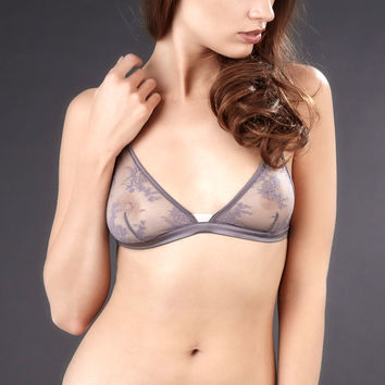 Maison Close: Doux Vertige Triangle Bra