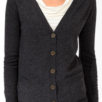 Essential Wool Cardigan