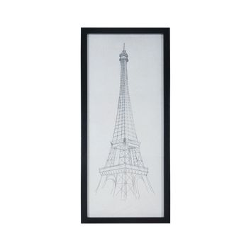Eiffel Tower Original Art