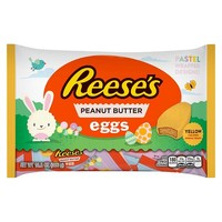 Reese's Easter Peanut Butter White Creme Yellow Eggs, 10.8 oz