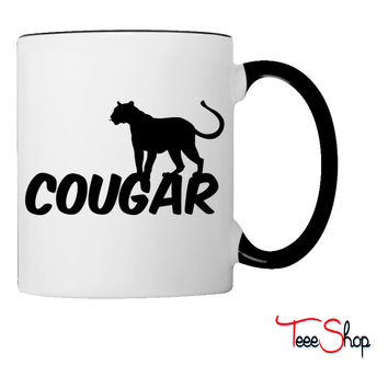COUGAR Coffee & Tea Mug
