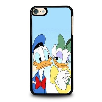DONALD AND DAISY DUCK Disney iPod Touch 6 Case Cover