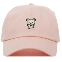 JAPANLA / KORILAKKUMA PINK Dad HAt - Shop Jeen - powered by Hingeto
