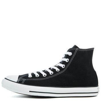 Unisex Chuck Taylor All Star Black/white High Top Sneakers - Beauty Ticks