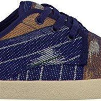 Toms Mens Paseo Textile Trainers