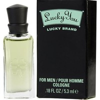 LUCKY YOU by Lucky Brand COLOGNE .18 OZ MINI