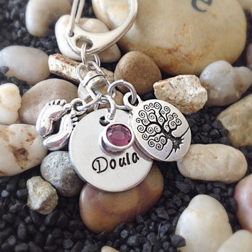 Gift for a Doula -  Birth Doula - Doula thank you gift - Doula certification gift - Doula graduation gift