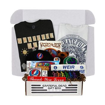 Grateful Dead - Ultimate Fan VIP Gift Box