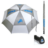 Team Golf Detroit Lions Nfl 62 Double Canopy Umbrella
