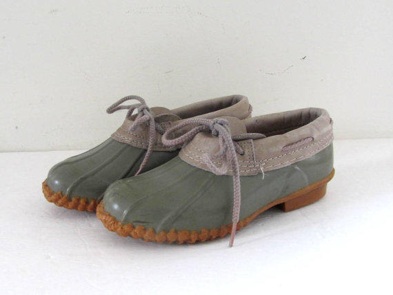Storewide Sale Vintage Duck Boots Low From Dirty Birdies