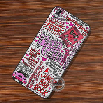 Mean Girls Art - LG Nexus Sony HTC Phone Cases and Covers