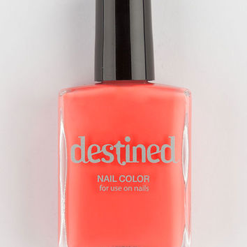 Destined Nail Color Cabo Wabo One Size For Women 27397531301