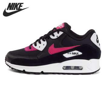 Original 2017 NIKE Air Max 90 Women's Running Shoes Sneakers