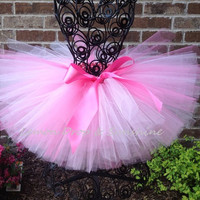 Pink tutu - baby girls tutu - children's tutu - Princess tutu - Photo prop
