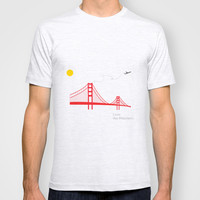 San Francisco.  T-shirt by Irmak Berktas