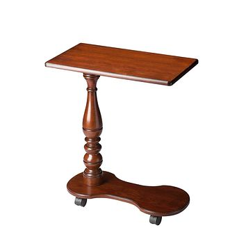 Butler Mabry Plantation Cherry Mobile Tray Table