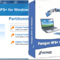 Paragon HFS+ 9.0 Full Serial Crack For Mac OSX Free Download