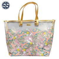 "Simply Southern Tote Bag ""Leaves"""