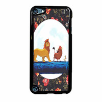 The Lion King Disney Floral iPod Touch 5th Generation Case