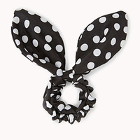 Retro Polka Dot Hair Bow