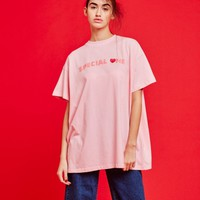 Don't Hug Me I'm Scared for Lazy Oaf Special One Tshirt