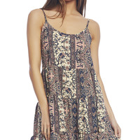 Boho Tiered Dress | Wet Seal
