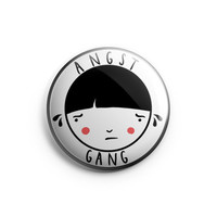 Angst Gang big pin