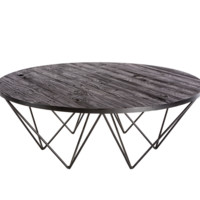 Chevon Coffee Table