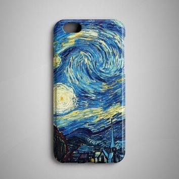 fcc6325e400 Van Gogh Starry Night iPhone 7 Case Samsung Galaxy