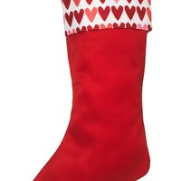 Women's bella j. Heart Stocking (Nordstrom Exclusive)
