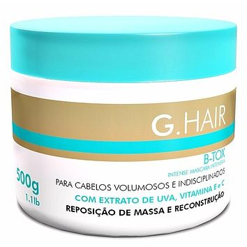 G Hair Btox Formula Original Allemand 500g