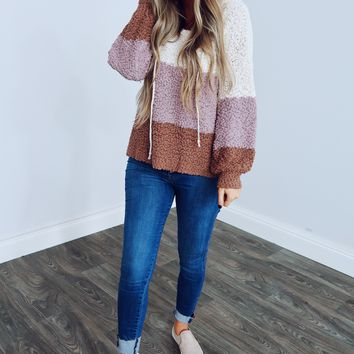 Casually Comfy Hoodie: Multi