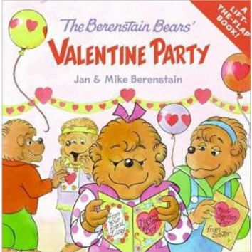 The Berenstain Bears' Valentine Party ( The Bere... : Target