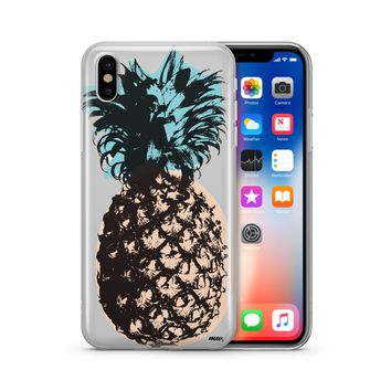 Fineapple - Clear TPU Case Cover