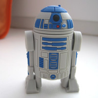 Disney®  Star Wars R2-D2 Inspired USB 2.0 Flash Drive