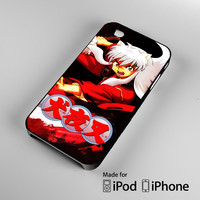 Miasma Inuyasha A0105 iPhone 4 4S 5 5S 5C 6, iPod Touch 4 5 Cases