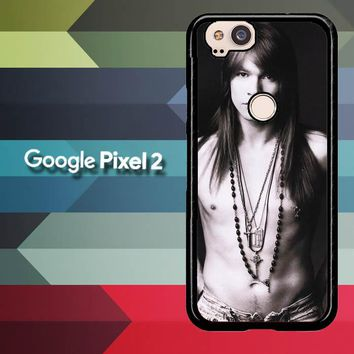 Axl Rose Guns and Roses wallpaper Y0566 Google Pixel 2 Case