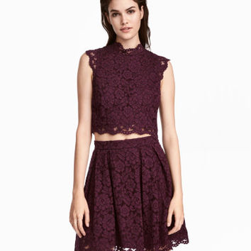 H&M Lace Top $39.99