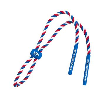 Red, White & Blue Rope Sunglass Straps by Southern Tide