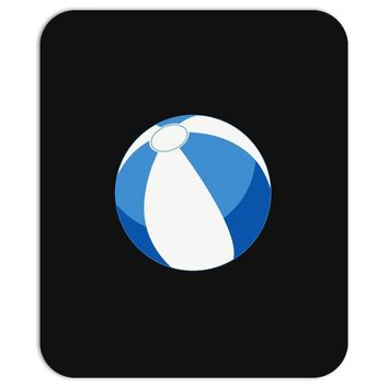 Blue Beachball Baby Boy Mousepad