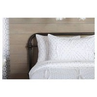 White with Gold Foil Comforter Set - Xhilaration™