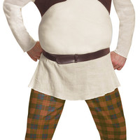 Shrek Deluxe Adult Costume