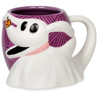 Disney Zero Figural Mug The Nightmare Before Christmas Ceramic Coffee Mug New