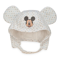 Mickey Mouse Ear Cap for Baby
