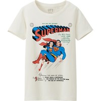 WOMEN AMERICAN MOVIE GRAPHIC SHORT SLEEVE T-SHIRT | UNIQLO