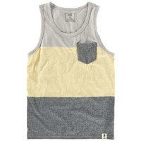 CCS Tank Top Color Block - Men's at CCS