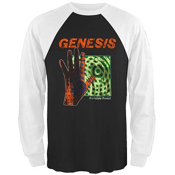 Genesis - Invisible Touch Raglan