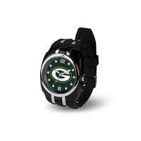 Green Bay Packers NFL Crusher Series Mens Watch